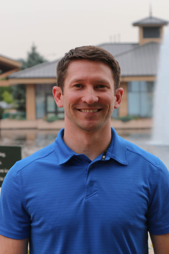 Mitch Dreska, PT, DPT, CSCS